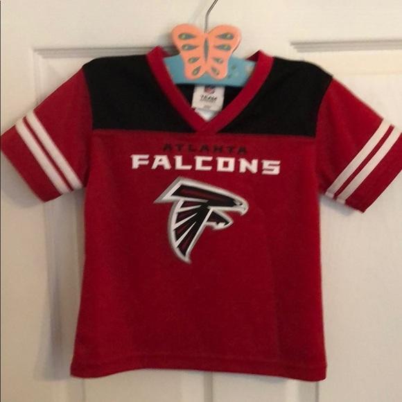 timeless design 51f90 bda8d Toddler Atlanta Falcons Jersey